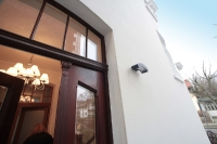 Die fertig sanierte Villa Valentino