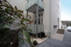 Die sonnigen Balkone mit satiniertem Glas_2